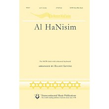 Transcontinental Music Al Hanisim SATB composed by Elliot Levine