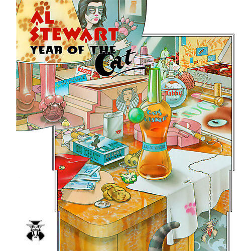 Alliance Al Stewart - Year Of The Cat