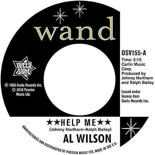 Alliance Al Wilson - Help Me