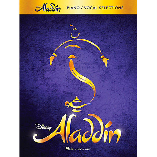 Hal Leonard Aladdin - Broadway Musical Piano/Vocal Selections