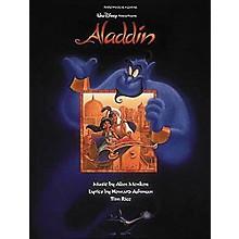 Hal Leonard Aladdin Piano, Vocal, Guitar Songbook