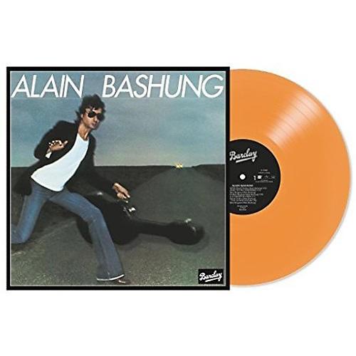 Alliance Alain Bashung - Roman Photos: Orange Vinyl