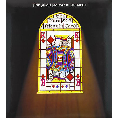 Alliance Alan Parsons - The Turn Of A Friendly Card