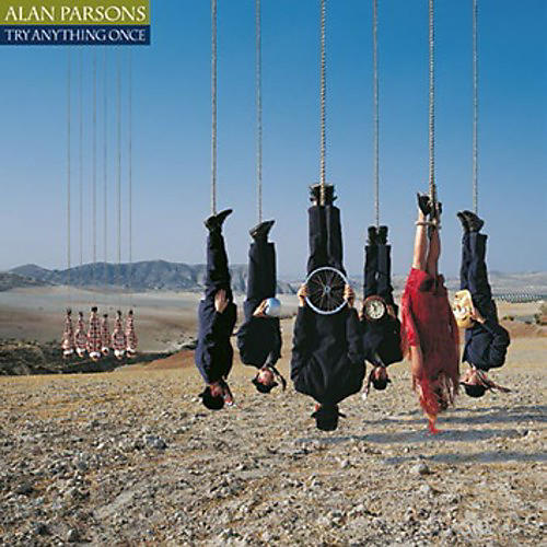 Alliance Alan Parsons - Try Anything Once