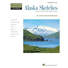 Hal Leonard Alaska Sketches Piano Library Series Book by Lynda Lybeck-Robinson (Level Inter)