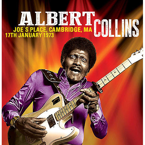 Alliance Albert Collins - Joe's Place Cambridge Ma 17th January 1973