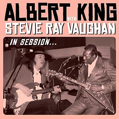 Albert King with Stevie Ray Vaughan - In Session Vinyl LP