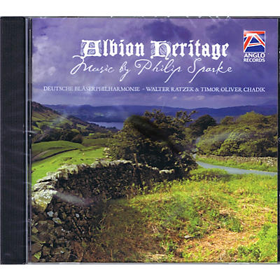 Anglo Music Press Albion Heritage (Anglo Music Press CD) Concert Band Composed by Philip Sparke