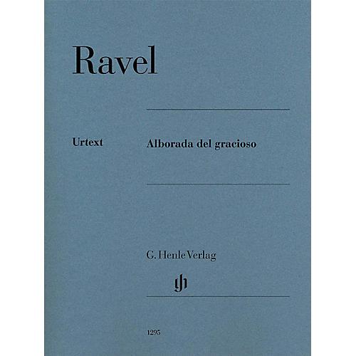 G. Henle Verlag Alborada del gracioso Henle Music Folios Series Softcover