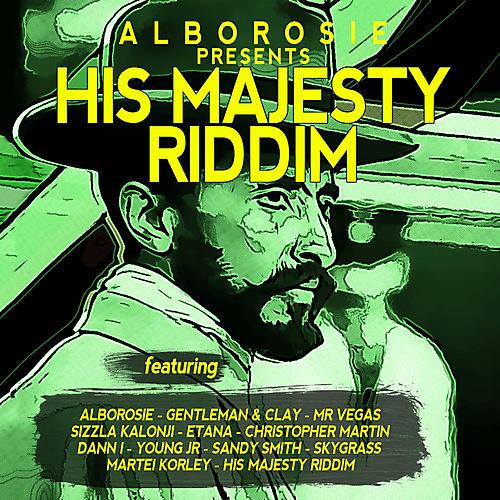 Alliance Alborosie - Alborosie Presents His Majesty Riddim