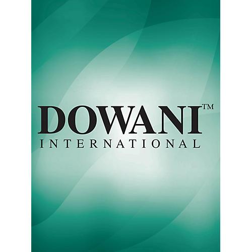 Dowani Editions Album Vol. IV (Intermediate) for Alto Saxophone in Eb and Piano Dowani Book/CD Series