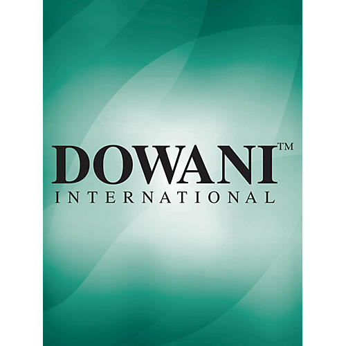 Dowani Editions Album Vol. V (Intermediate) for Flute and Piano Dowani Book/CD Series