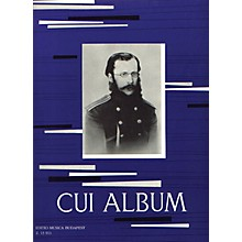 Editio Musica Budapest Album for Piano EMB Series Composed by César Cui