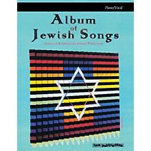 Tara Publications Album of Jewish Songs Tara Books Series Softcover