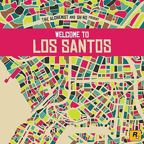 Alliance Alchemist & Oh No - Alchemist and Oh No Present Welcome To Los Santos