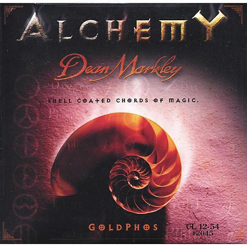 Dean Markley Alchemy GoldPhos Custom Light Acoustic Strings