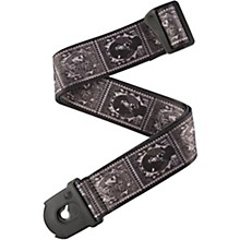 Alchemy Planet Lock Straps Black and White 2 in.