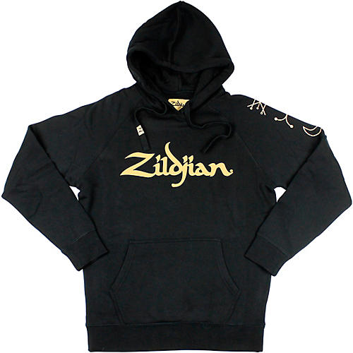Zildjian Alchemy Pullover Hoodie Small Black