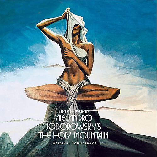 Alliance Alejandro Jodorowsky'S The Holy Mountain (Original Soundtrack)