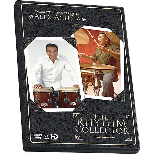 The Drum Channel Alex Acuna - The Rhythm Collector DVD