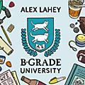 Alliance Alex Lahey - B-Grade University thumbnail