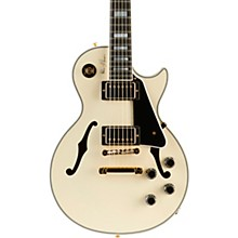 Open Box Gibson Custom Alex Lifeson Signature ES-Les Paul Semi-Hollow Body Electric Guitar