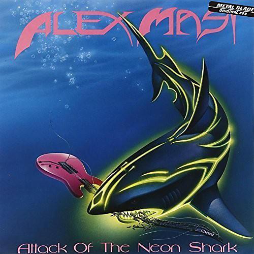 Alliance Alex Masi - Attack of the Neon Shark