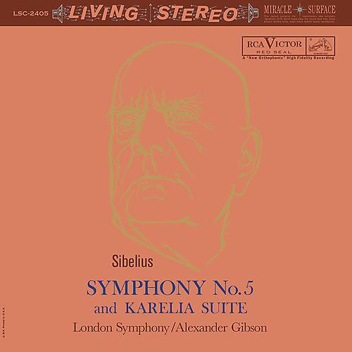 Alliance Alexander Gibson - Sibelius: Symphony No. 5 & Karelia Suite