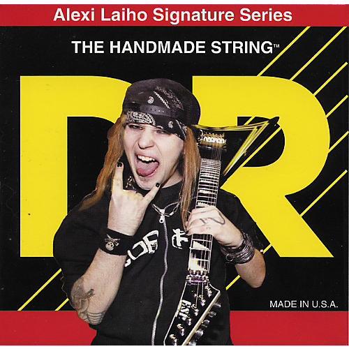 DR Strings Alexi Laiho Signature Guitar Strings - Medium Heavy