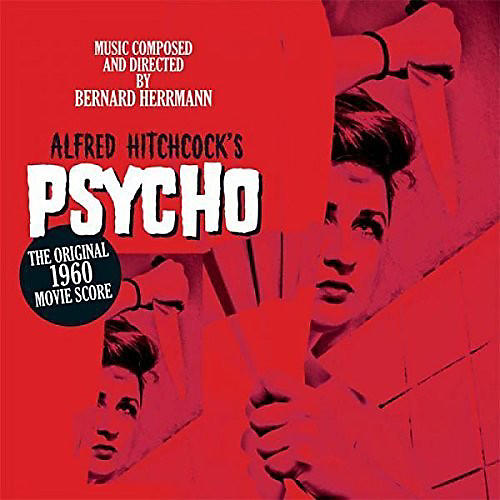 Alliance Alfred Hitchcock's Psycho Original 1960 Score