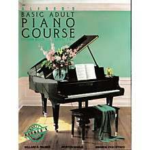 Alfred Alfred's Basic Adult Piano Course Lesson Book 2