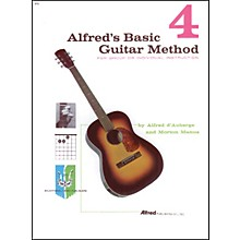 Alfred Alfred's Basic Guitar Method Book 4