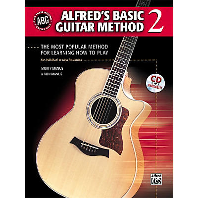 Alfred Alfred's Basic Guitar Method Level 2 Book