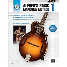Alfred Alfred's Basic Mandolin Method 1 (Revised) Book