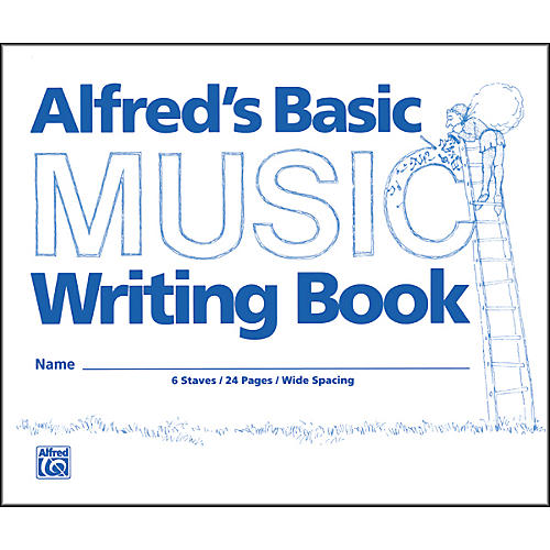 Alfred Alfred's Basic Music Writing Book (8