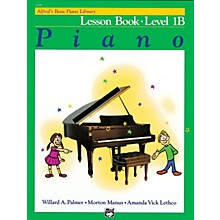 Alfred Alfred's Basic Piano Course Lesson Book 1B