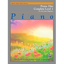Alfred Alfred's Basic Piano Course: Praise Hits Complete Level 1A & 1B Book