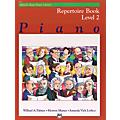 Alfred Alfred's Basic Piano Course Repertoire Book 2 thumbnail