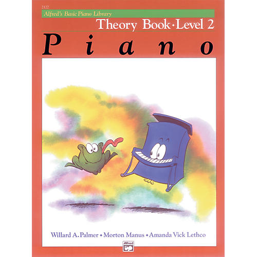Alfred Alfred's Basic Piano Course Theory Book 2