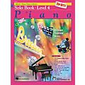 Alfred Alfred's Basic Piano Course Top Hits! Solo Book 4 thumbnail