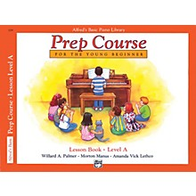 Alfred Alfred's Basic Piano Prep Course Lesson Book A