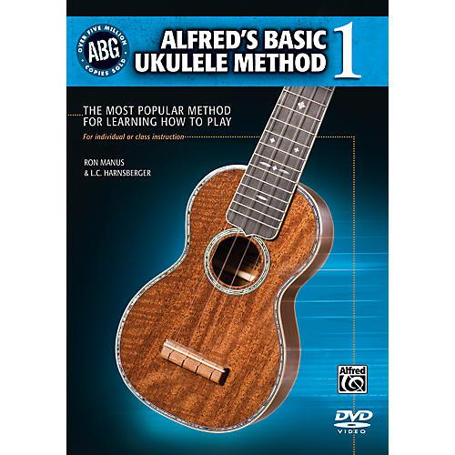 Alfred Alfred's Basic Ukulele Method DVD