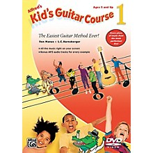 Alfred Alfred's Kid's Guitar Course 1 DVD