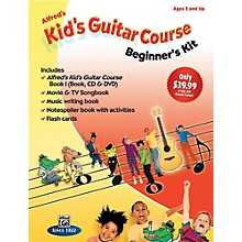 Alfred Alfred's Kid's Guitar Course: Beginner's Kit