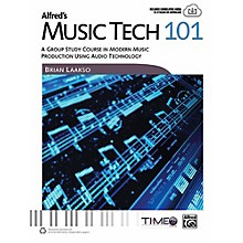 Alfred Alfred's Music Tech 101 - Book