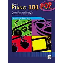 Alfred Alfred's Piano 101 Pop Book 1