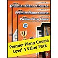 Alfred Alfred's Premier Piano Course 4 Value Pack thumbnail