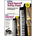 Alfred Alfred's Teach Yourself to Play Piano (Book/DVD) thumbnail