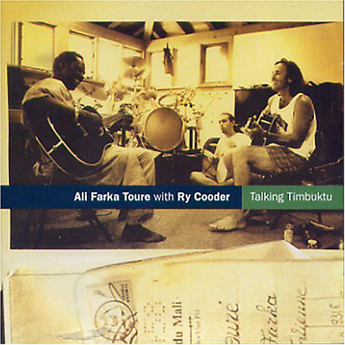 Alliance Ali Toure Farka - Talking Timbuktu