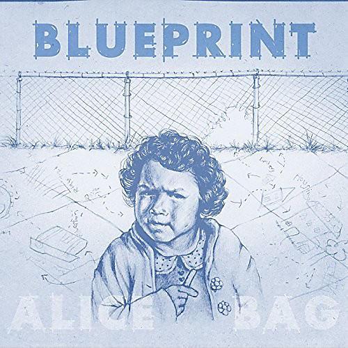 Alliance Alice Bag - Blueprint